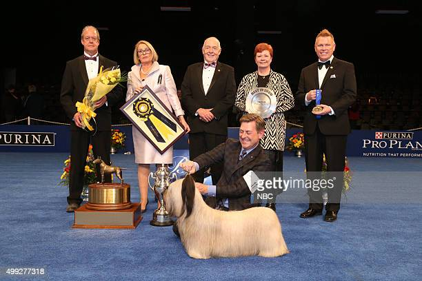 Charlie the Skye Terrier 2015 Best in Show