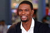 Chris Bosh of the Miami Heat in an interview during the eMerge Conference on May 5 2015