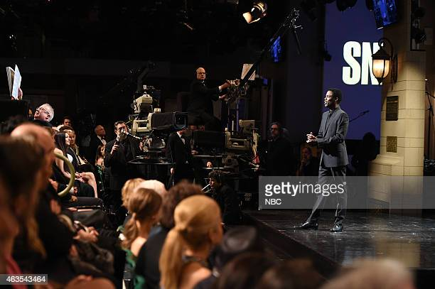 Chris Rock on February 15 2015