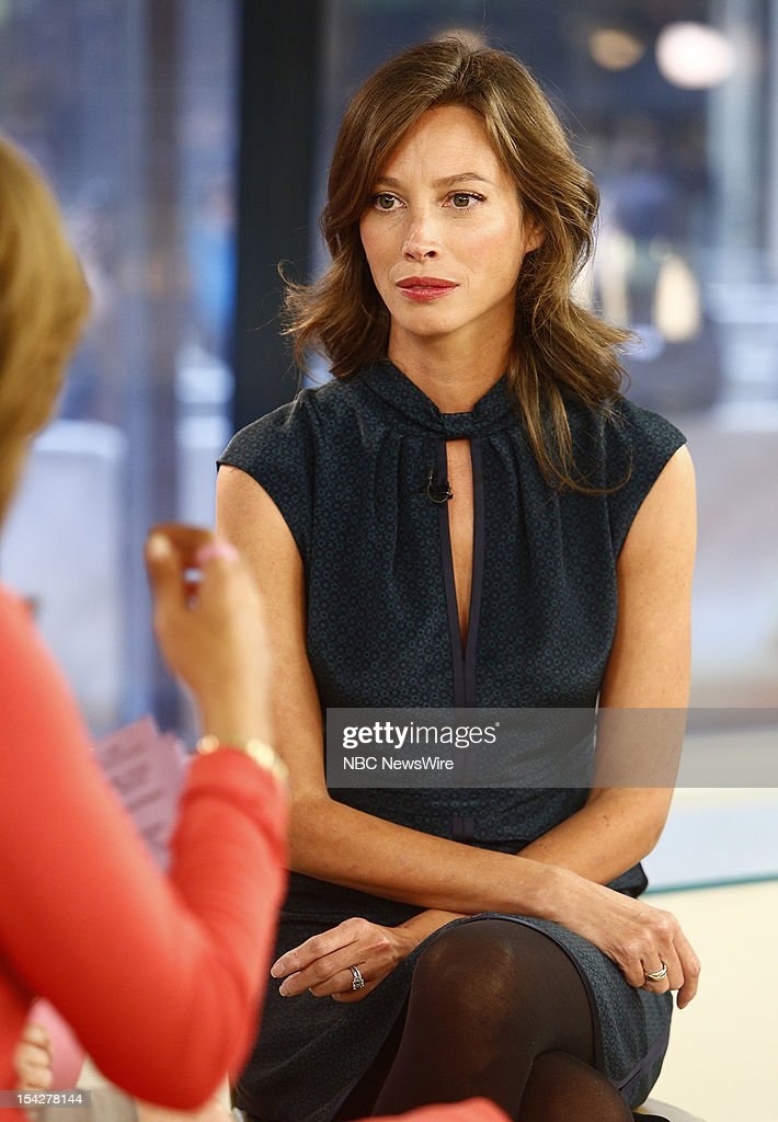 <a gi-track='captionPersonalityLinkClicked' href=/galleries/search?phrase=Christy+Turlington&family=editorial&specificpeople=207046 ng-click='$event.stopPropagation()'>Christy Turlington</a> Burns appears on NBC News' 'Today' show --