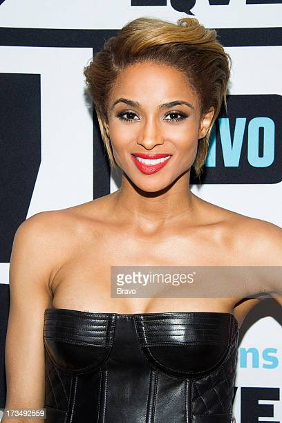Ciara Photo by Charles Sykes/Bravo/NBCU Photo Bank via Getty Images