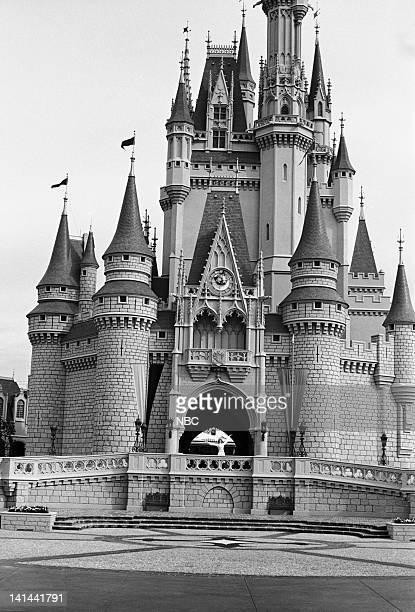 Cinderella's Castle in the Magic Kingdom Photo by NBC/NBCU Photo Bank