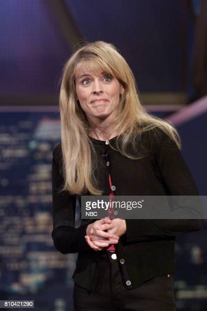 Comedian Maria Bamford performing a comedy Sketch on June 26th 2001