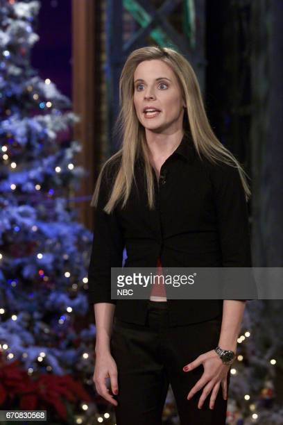 Comedian Maria Bamford performing on December 26th 2001