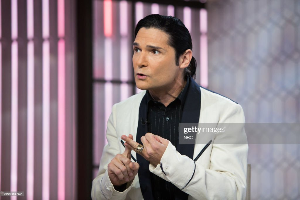 "NBC's ""Today"" With guests Corey Feldman, Kelly Clarkson, Andrea Martin"