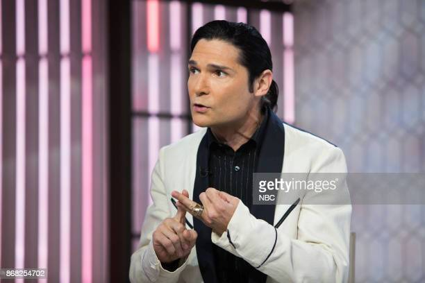 Corey Feldman on Monday October 30 2017