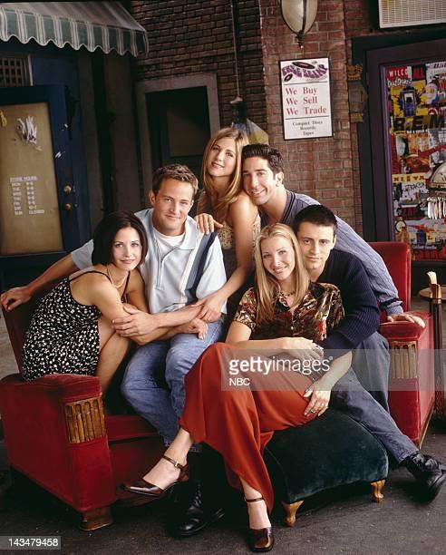 Courteney Cox as Monica Geller Matthew Perry as Chandler Bing Jennifer Aniston as Rachel Green David Schwimmer as Ross Geller Matt LeBlanc as Joey...