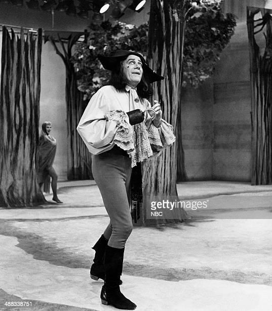 Cyril Ritchard as Captain Hook