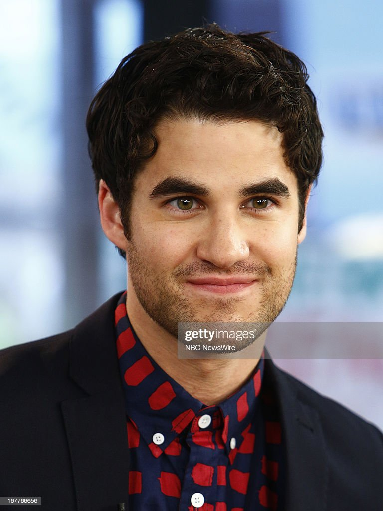 <a gi-track='captionPersonalityLinkClicked' href=/galleries/search?phrase=Darren+Criss&family=editorial&specificpeople=7341435 ng-click='$event.stopPropagation()'>Darren Criss</a> appears on NBC News' 'Today' show --