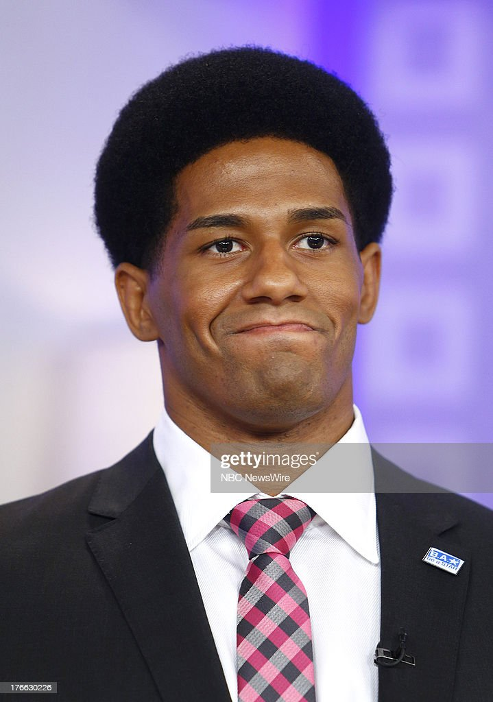 Darren Young appears on NBC News' 'Today' show --