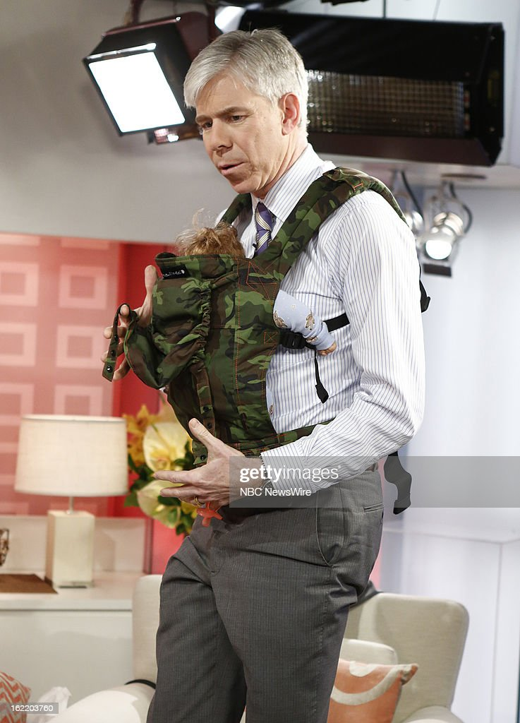 David Gregory appears on NBC News' 'Today' show --