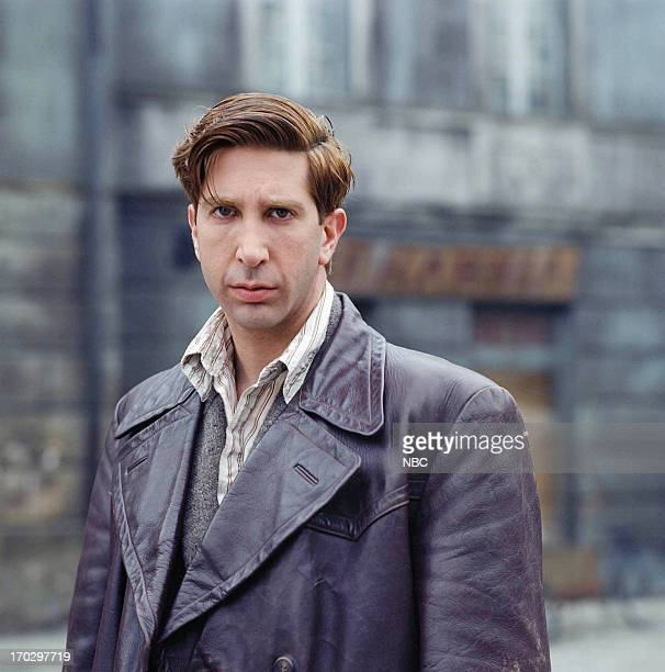 David Schwimmer as Yitzhak Zuckerman