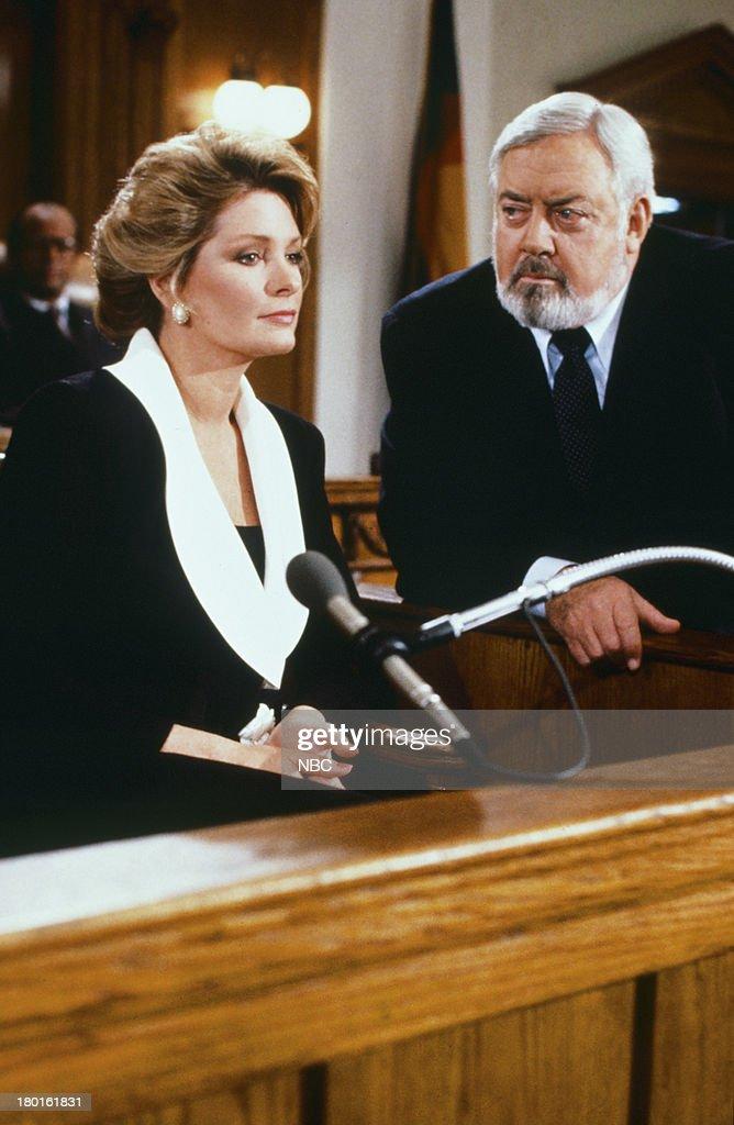 Deidre Hall as Linda Horton Raymond Burr as Perry Mason