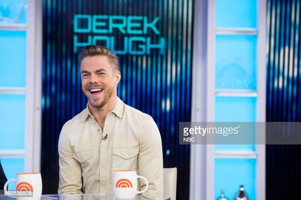 Derek Hough on Tuesday June 6 2017