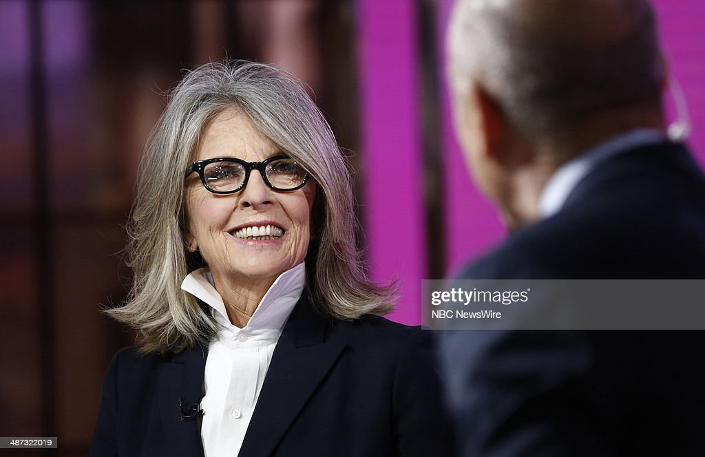 """NBC's """"Today"""" With Guests Diane Keaton, Mike Lupica, Jessica St. Clair and Lennon Parham"""