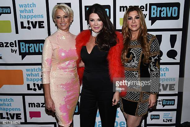 Dorinda Medley Lisa Vanderpump and Siggy Flicker