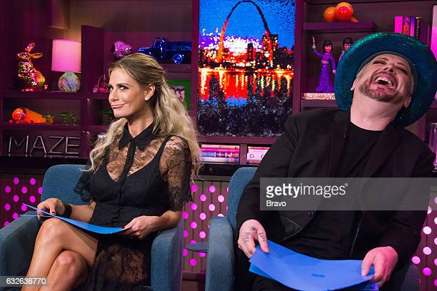 Dorit Kemsley and Boy George