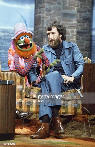 Dr Teeth Muppets creator Jim Henson on July 25 1975 Photo by Gary Null/NBC/NBCU Photo Bank