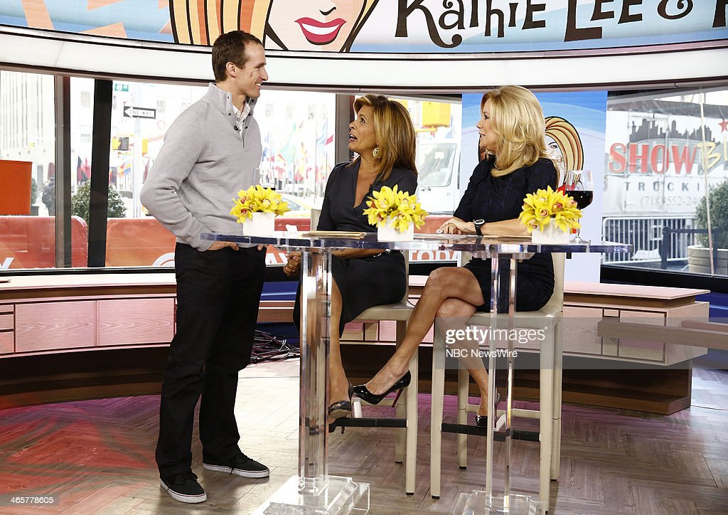 Nbc 39 s today with guests tony dungy danny davis sarah - Nbc today show kathie lee and hoda ...