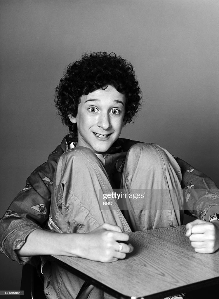 Dustin Diamond as Screech Powers -- Photo by: Gary Null/NBCU Photo Bank