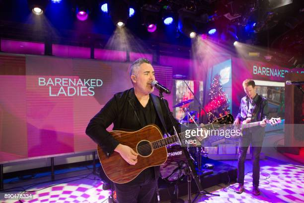 Ed Robertson of Barenaked Ladies on Wednesday December 6 2017