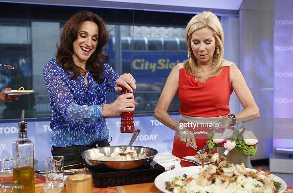 Elaina Scotto and Kathie Lee Gifford appear on NBC News' 'Today' show --