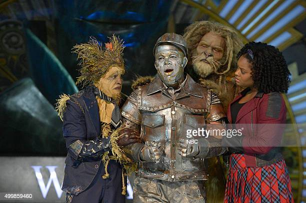 Elijah Kelley as Scarecrow NeYo as TinMan David Alan Grier as Lion Shanice Williams as Dorothy