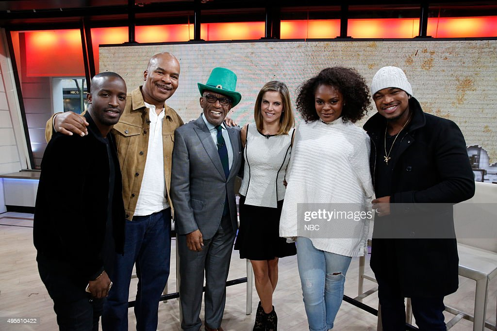 "NBC's ""Today"" With Guests Neil Patrick Harris, The cast of The Wiz"