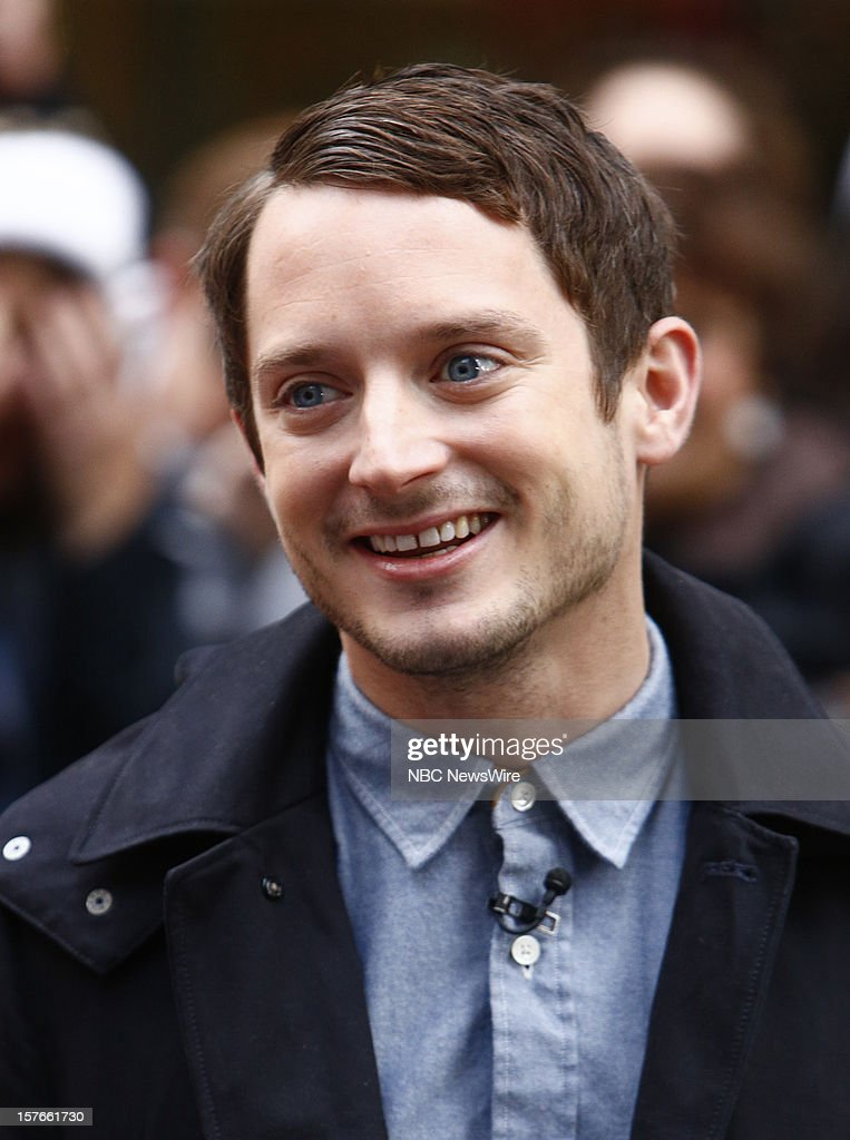 Elijah Wood appears on NBC News' 'Today' show --