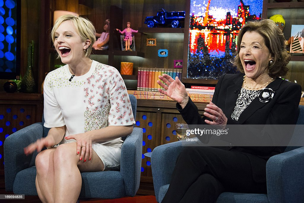 <a gi-track='captionPersonalityLinkClicked' href=/galleries/search?phrase=Elisabeth+Moss&family=editorial&specificpeople=3079265 ng-click='$event.stopPropagation()'>Elisabeth Moss</a> and <a gi-track='captionPersonalityLinkClicked' href=/galleries/search?phrase=Jessica+Walter&family=editorial&specificpeople=220269 ng-click='$event.stopPropagation()'>Jessica Walter</a> -- Photo by: Charles Sykes/Bravo/NBCU Photo Bank via Getty Images