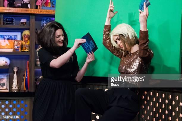 Elisabeth Moss and Sarah Paulson