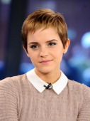 Emma Watson appears on NBC News' 'Today' show