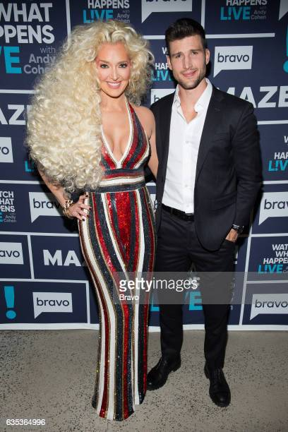 Erika Jayne and Parker Young