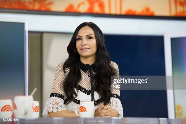 Famke Janssen on Monday June 12 2017