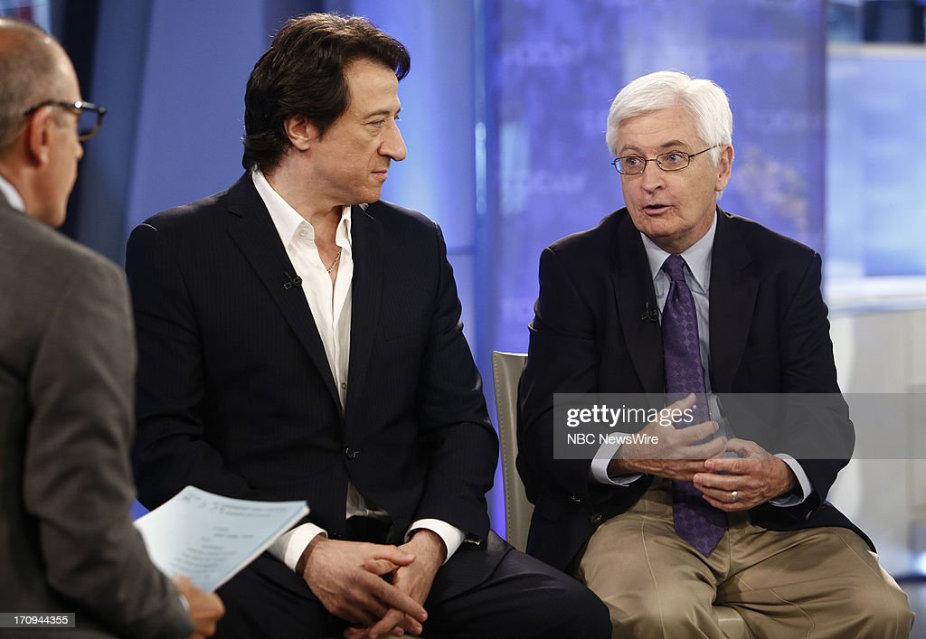 <a gi-track='captionPersonalityLinkClicked' href=/galleries/search?phrase=Federico+Castelluccio&family=editorial&specificpeople=227946 ng-click='$event.stopPropagation()'>Federico Castelluccio</a> and Bill Carter appear on NBC News' 'Today' show --