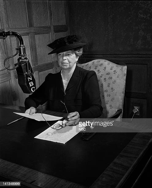 First Lady Eleanor Roosevelt in 1941 Photo by NBCU Photo Bank