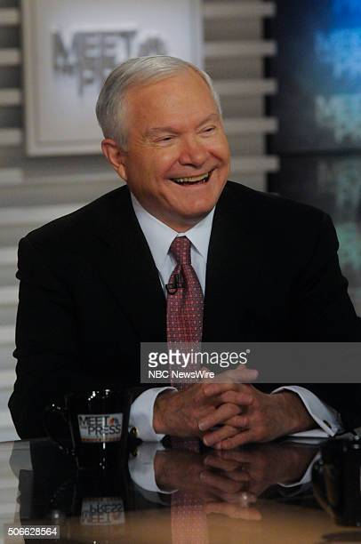 robert gates on meet the press