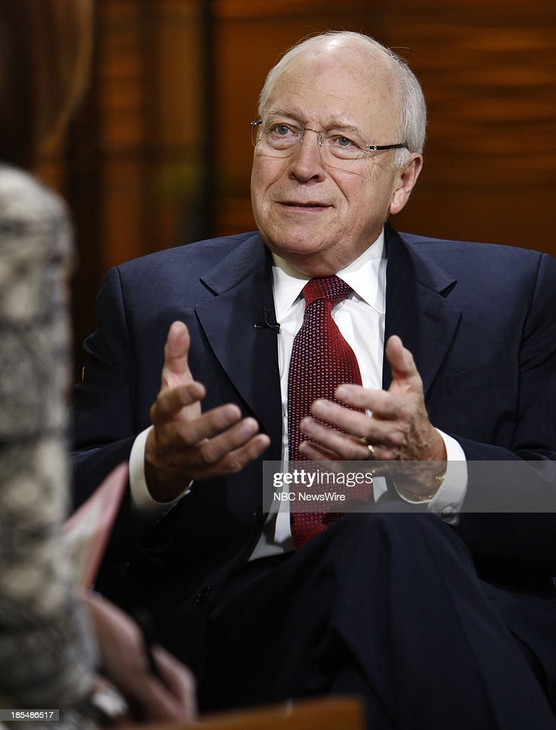 dick cheney today show