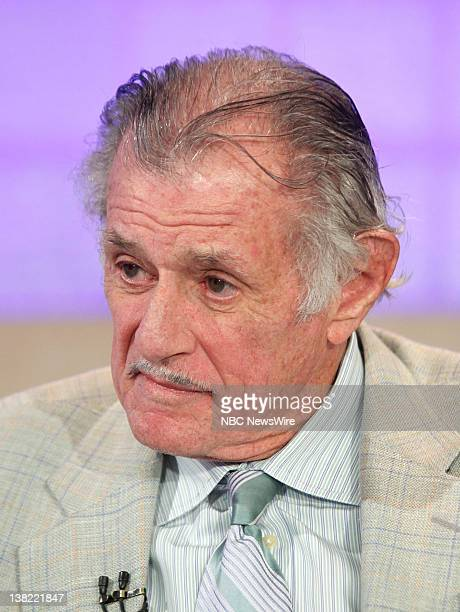 Frank Deford appears on NBC News' 'Today' show