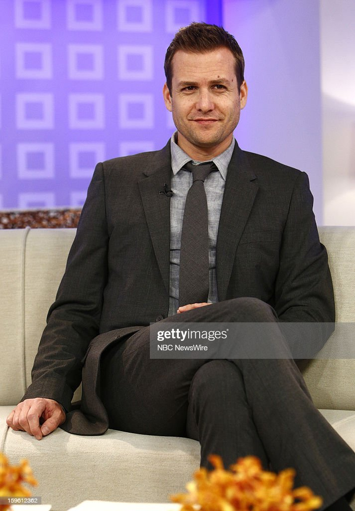 Gabriel Macht appears on NBC News' 'Today' show --