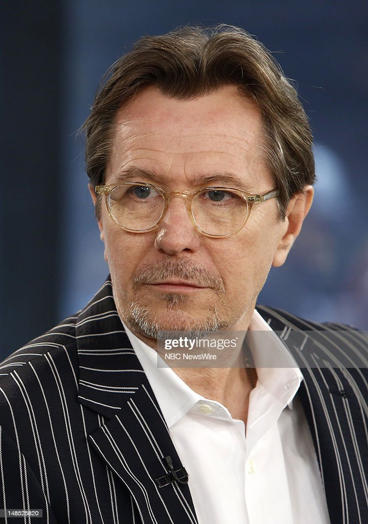 Gary Oldman appears on NBC News' 'Today' show --
