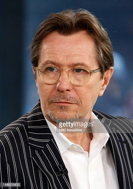 Gary Oldman appears on NBC News' 'Today' show