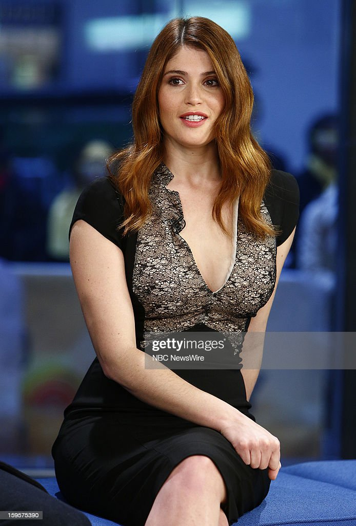 <a gi-track='captionPersonalityLinkClicked' href=/galleries/search?phrase=Gemma+Arterton&family=editorial&specificpeople=4296305 ng-click='$event.stopPropagation()'>Gemma Arterton</a> appears on NBC News' 'Today' show --