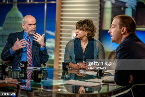 Gerald Seib Executive Washington Editor and Chief Commentator The Wall Street Journal Helene CooperPentagon Correspondent The New York Times and...