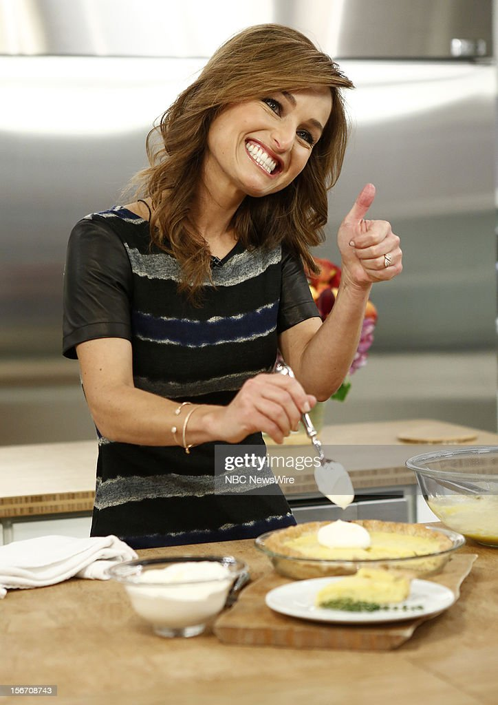 Giada de Laurentiis appears on NBC News' 'Today' show --