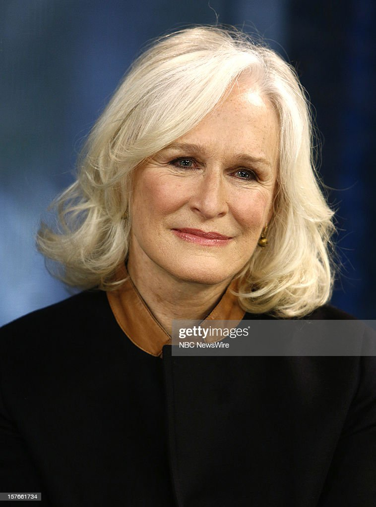 "NBC's ""Today"" With Guests Dustin Hoffman, Umar Abassi, Elijah Wood, Glenn Close, Richard Armitage"