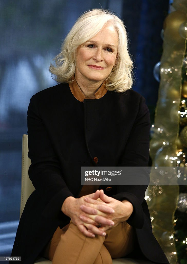 <a gi-track='captionPersonalityLinkClicked' href=/galleries/search?phrase=Glenn+Close&family=editorial&specificpeople=201870 ng-click='$event.stopPropagation()'>Glenn Close</a> appears on NBC News' 'Today' show --