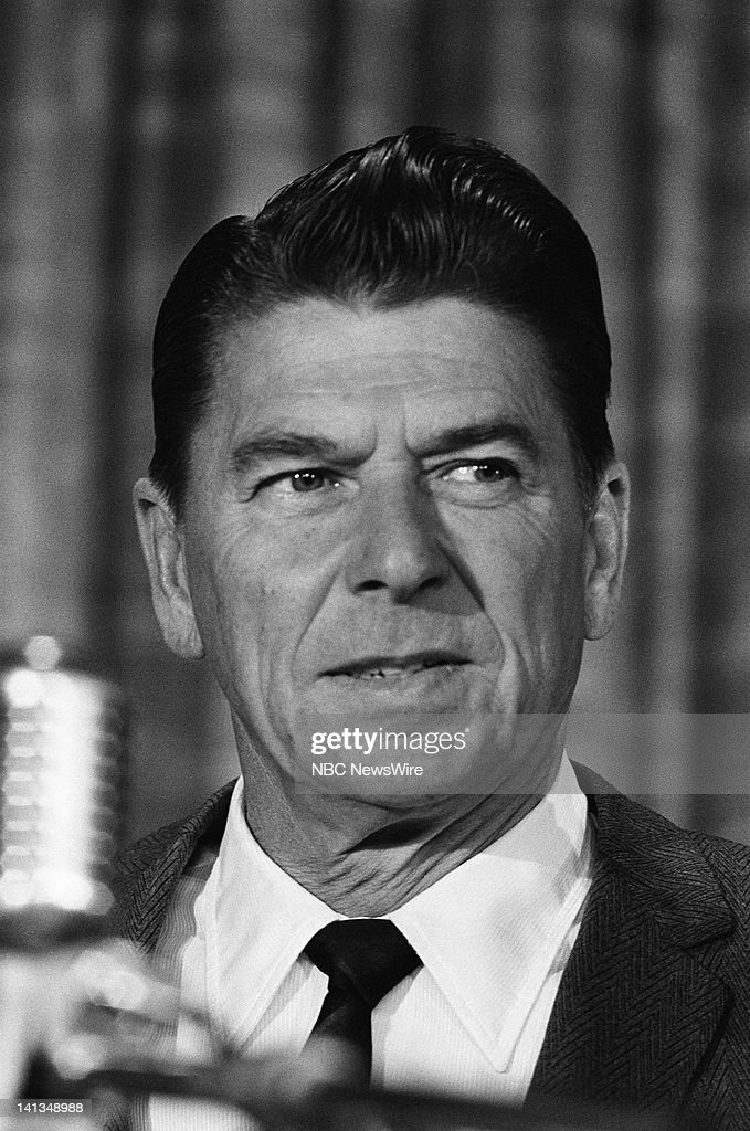 Governor-elect Ronald Reagan on Election Day November 8, 1966 -- Photo by: Frank Carroll/NBC... Show more - pictured-governorelect-ronald-reagan-on-election-day-november-8-1966-picture-id141348988