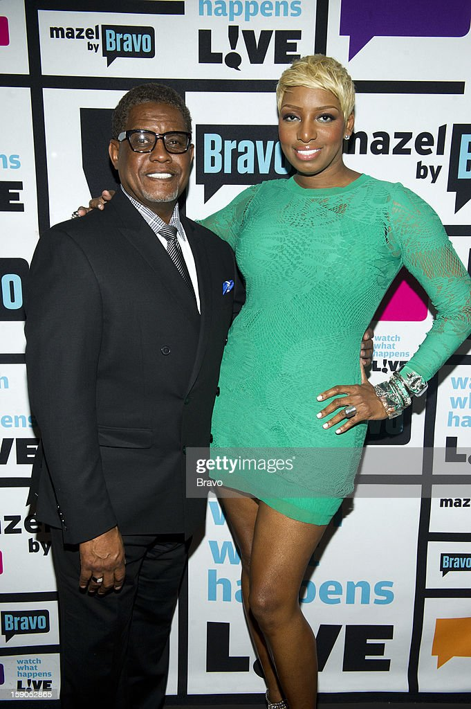 Gregg Leakes and NeNe Leakes -- Photo by: Charles Sykes/Bravo/NBCU Photo Bank via Getty Images