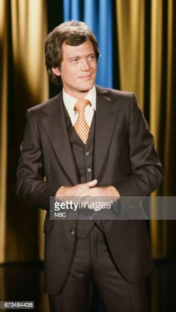Guest host David Letterman on July 5 1979